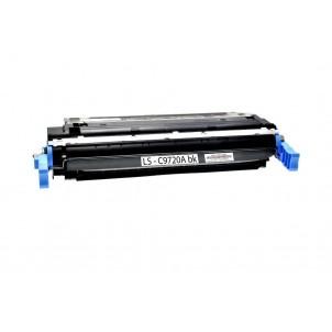 C9720A-EP-85BK Toner Rigenerato Nero Per Hp e Canon LBP 85 2500 2510 5500 Laserjet 4600 4610 4650