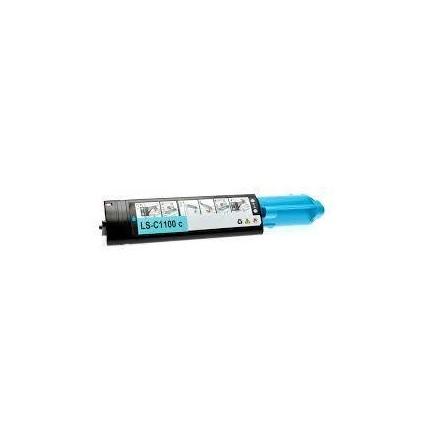 Toner Compatibile Ciano Per Epson Aculaser C1100 CX11