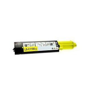 Toner Compatibile Giallo Per Epson Aculaser C1100 CX11