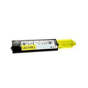 S050187 Toner Compatibile Giallo Per Epson Aculaser C1100 CX11