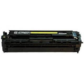 CB542A Toner Rigenerato Giallo Per HP e Canon LBP 5050 LaserJet CM 1312 CP 1210 1510 MF 8030 8050 8080