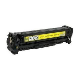 CC532A CRG718 Toner Rigenerato Per Hp E CANON Giallo LBP 7200 7660 Laserjet CM2320 CP2020 2025 MF 8330 8580