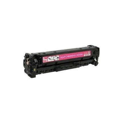 CC533A CRG718 Toner Rigenerato Per Hp E CANON Magenta LBP 7200 7660 Laserjet CM2320 CP2020 2025 MF 8330 8450 8580