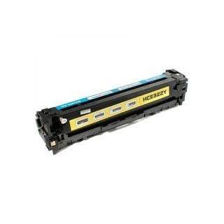 CE322A-128A Toner Compatibile Giallo HP LaserJet Pro