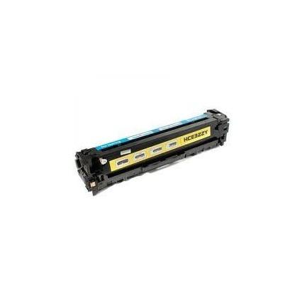 CE322A-128A Toner Rigenerato Giallo HP LaserJet Pro CM1415FN LaserJet Pro CM1415FNW LaserJet Pro CP1525N LaserJet Pro CP1525NW