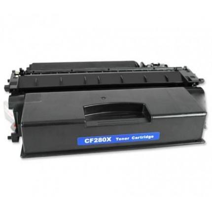 CF280X 80X Toner HP Laserjet pro 400 M401 M425 Compatibile