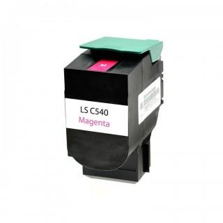 C544X1MG Toner Compatibile Magenta Per Lexmark C544 C546 X544 X546 4.000 Pagine
