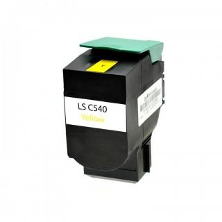 C544X1YG Toner Compatibile Giallo Per Lexmark C544 C546 X544 X546 4.000 Pagine