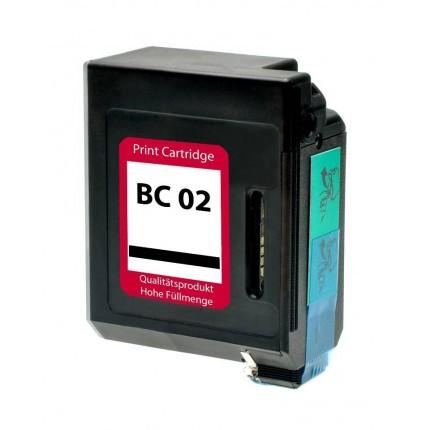 Cartuccia rigenerata Canon Nero BC-02-BX-3