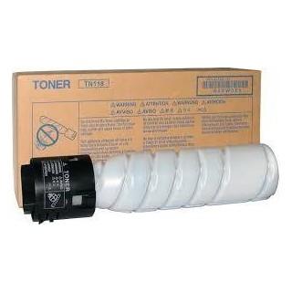 TN-118 Toner compatibile Nero Per Konica Minolta bizhub 195 bizhub 215
