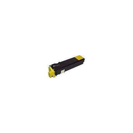 TK-520Y Toner Compatibile Giallo Per Kyocera FS-C5015N