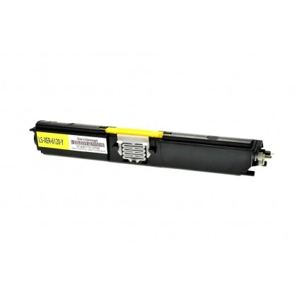 Toner compatibile Xerox Giallo Phaser 6120
