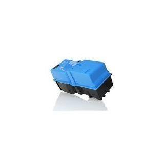 TK825C Toner Kyocera km c3232 km 3235 Compatibile Ciano