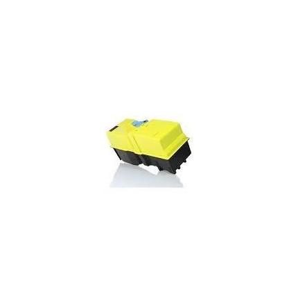 TK825Y Toner Compatibile Giallo Per Kyocera KM-C2525E