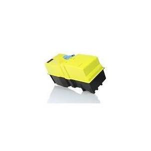 TK825Y Toner Compatibile Giallo Per Kyocera KM-C2520 KM-C2525E KM-C3225 KM-C3232 KM-C3232E KM-C4035E