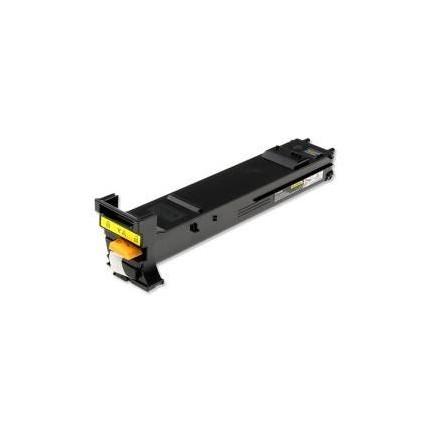Toner compatibile Giallo Konica Minolta A0DK251-252-4650Y