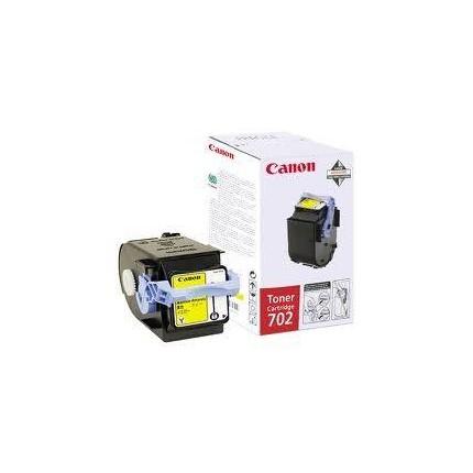 Toner compatibile Canon Giallo CRG702Y
