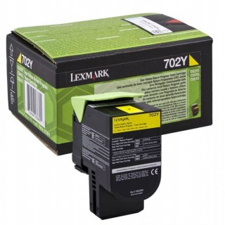 Toner Originale Lexmark Giallo CS310/410/510