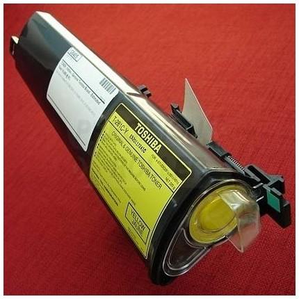 T-281-CEY Toner Giallo Compatibile Toshiba E-STUDIO 281C/351C/451C