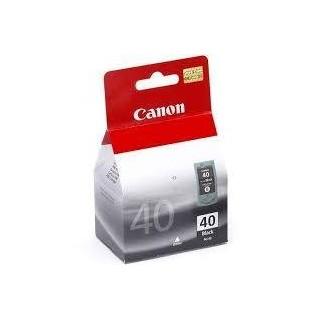 PG-40 Cartuccia Originale Canon Nero IP2200 IP2600 MP140 MP150 MP180 MP190 MP450 MP460 JX200 JX500 JX210P MX300 MX310