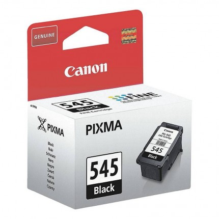 PG-545 Cartuccia Originale Canon Nero MG2450 MG2550 IP2850 MX495