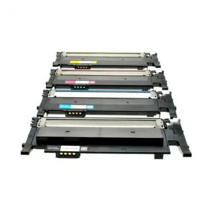 Kit Toner Samsung CLP 360 365 CLX 3300 3305 C410 C460