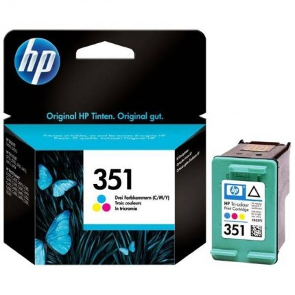 Cartuccia Originale Colore HP351 CB337EE