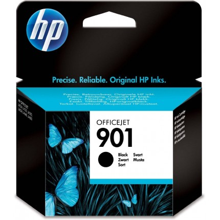 HP901BK CC653AE Cartuccia Originale nero Per HP OfficeJet J4524 J4535 J4580 J4624 J4660 J4680