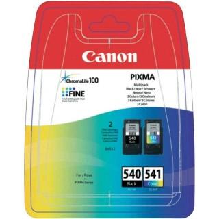 Cartucce Canon PG540 CL541 Originali