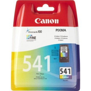CL-541 Cartuccia Originale Canon Colore MG2150 MG2250 MG3250 MG3550 MG3650 MG4250 MX375
