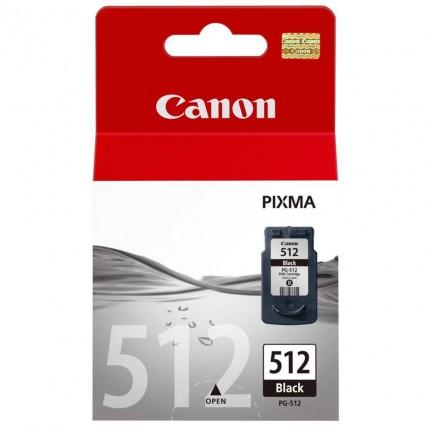 PG-512 Cartuccia Originale 15ML Canon Nero MP260,MP270,MP280,MP230,MP490,MP495 MX320 MX330 MX340 MX350 MP480 IP2700 MX410
