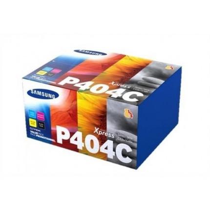 CLT-P404C KIT 4 Toner Originale Samsung SL-C430W/SL-C480W/SL-C480FW
