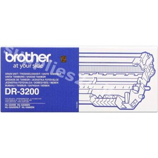 ORIGINAL Brother Tamburo DR-3200 ~25000 PAGINE tamburo