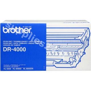 ORIGINAL Brother Tamburo nero DR-4000 ~30000 PAGINE