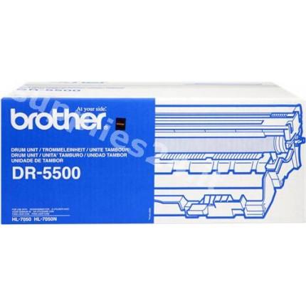 ORIGINAL Brother Tamburo nero DR-5500 ~40000 PAGINE