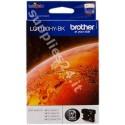ORIGINAL Brother Cartuccia d'inchiostro nero LC1100hybk LC-1100 ~900 PAGINE