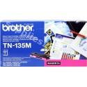 ORIGINAL Brother toner magenta TN-135m ~4000 PAGINE