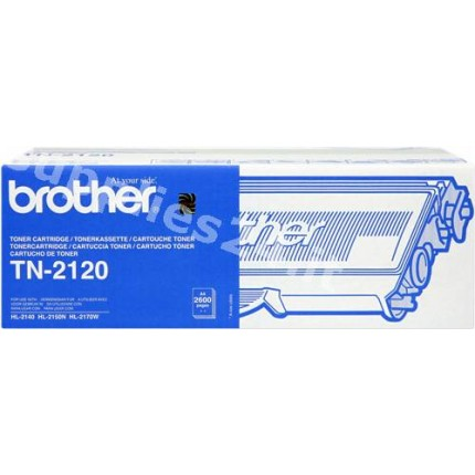 TN-2120 Toner Originale Per Brother DCP 7025 7030 7040 HL 2140 2170 MFC 7320 7440 7840