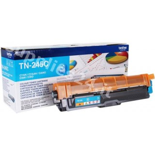 ORIGINAL Brother toner ciano TN-245C ~2200 PAGINE