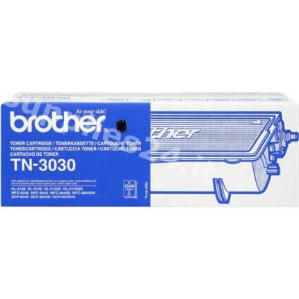 ORIGINAL Brother toner nero TN-3030 ~3500 PAGINE