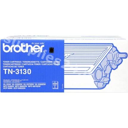 ORIGINAL Brother toner nero TN-3130 ~3500 PAGINE