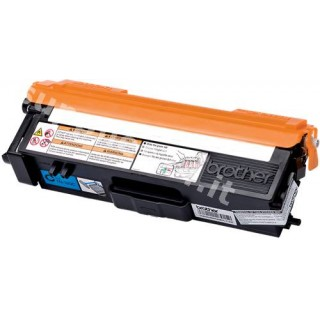 ORIGINAL Brother toner ciano TN-320C ~1500 PAGINE