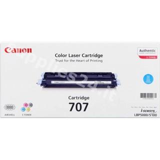 ORIGINAL Canon toner ciano 707c 9423A004 ~2000 PAGINE