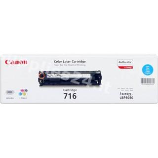ORIGINAL Canon toner ciano 716c 1979B002 ~1500 PAGINE