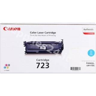 ORIGINAL Canon toner ciano 723c 2643B002 ~8500 PAGINE