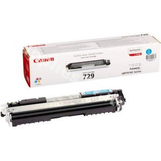ORIGINAL Canon toner ciano 729c 4369B002 ~1000 PAGINE