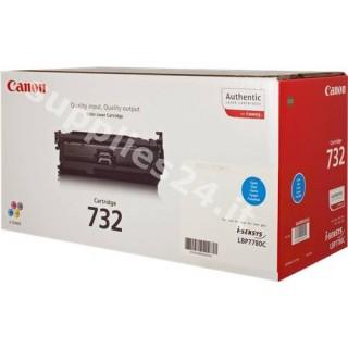 ORIGINAL Canon toner ciano 732c 6262B002 ~6400 PAGINE
