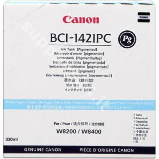 ORIGINAL Canon Cartuccia d'inchiostro ciano (foto) BCI-1421pc 8371A001 pigmentate