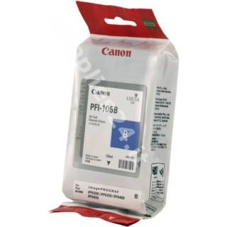 ORIGINAL Canon Cartuccia d'inchiostro blu PFI-106b 6629B001 130ml