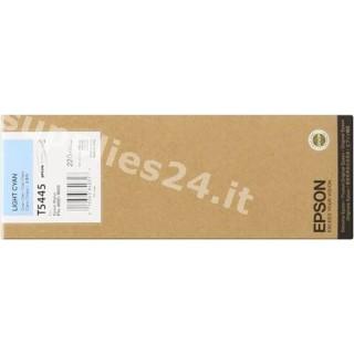 ORIGINAL Epson Cartuccia d'inchiostro ciano (chiaro) C13T544500 T544500 220ml
